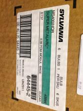 5ct Sylvania Super Metalarc Bulbs