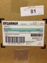12ct Sylvania Metalarc 250w Bulbs