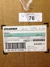 6ct Sylvania Metalarc Pro-Tech 400w Bulbs