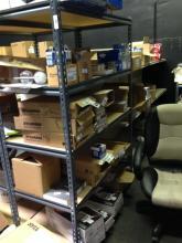 4 Shelf Storage Rack