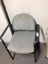 Grey Sitting Chair