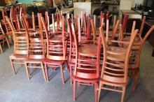26 Restaurant Chairs