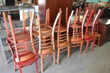 12 Restaurant Chairs