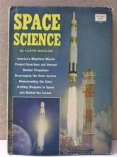 SPACE SCIENCE - Lloyd Mallan - HC/DJ - 1961 - ILLU