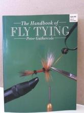 THE HANDBOOK OF FLY TYING - Peter Gathercole - SOF