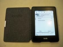 Kindle With Cord