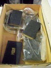Box of 9 Bibles