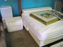 7 Piece King Bedroom Set With Mattress & Boxspring