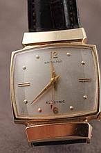 Vintage Retro Hamilton 500 Electric Men's Watch