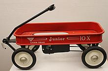 Pedal Car- Red Wagon AMF 10X USA Illinois