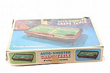 Vintage Automatic Craps Shooter Table W Orig Box