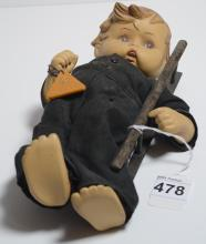 Hummel Doll # 1608 Chimney Sweep