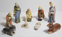9 Piece Hummel Nativity Set
