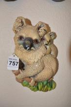 Bossons Ceramic Head Figurine