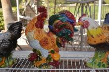 Nobel Excellence Pottery Rooster