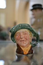 Vintage Royal Daulton Toby Mug