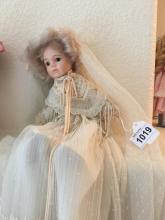 Louis Nicole By World Doll Inc. Doll