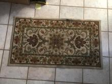 2 Small Floor Rugs