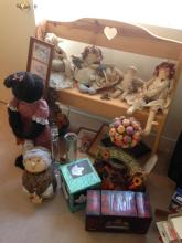 Lot of Household Accessories and Decorations