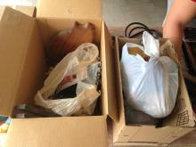 (2) Boxes of Vintage Collectibles