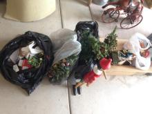 Lot of Christmas Decorations