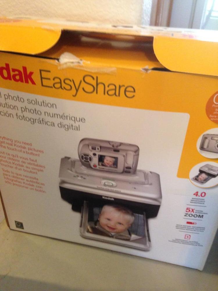 how to use kodak easyshare c310