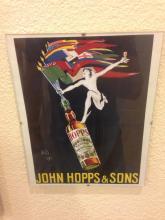 John Hopps & Sons Print