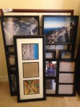 Lot of Frames,  Art Work, Photo Albums