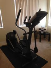Life Fitness Advanced Workouts X3 Elliptical