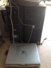 (2) Dell Towers & Fujitsu Life Book Laptop