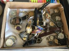 Lot of Watches, and Watch Parts
