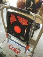 Air Deck Ladder Attachment