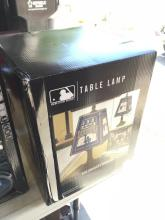 MLB Dodgers Table Lamp