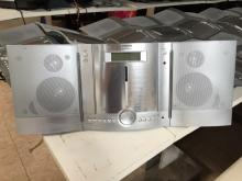 FISHER CD/Radio Player Model SLIM1600