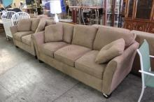 Couch, Recliner & Loveseat