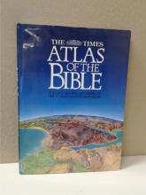THE TIMES ATLAS OF THE BIBLE OVERSIZE BOOK