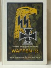 UNIFORMS, ORGANIZATION AND HISTORY OF THE WAFFEN-SS, Roger James Bender & Hugh Page Taylor, Volume 3, First Edition, 1972.  Condition:  Very Good.