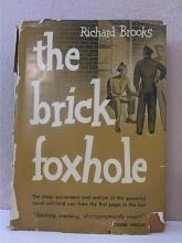 THE BRICK FOXHOLE by Richard Brooks 1946