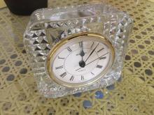 Small Crystal Clock