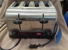 Hatco Commercial Toaster Model #TPT-120R