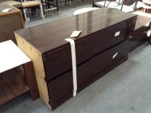 4 drawer, 4 Door Dresser