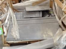 Crate of Concrete Molds
