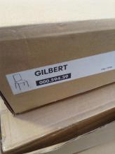 5 New In Box IKEA White Gilbert Chairs