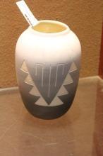 Signed Lakota Vase