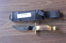 Fixed Kodiak Case and Knife
