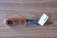 Alex Collins Fixed Custom Knife