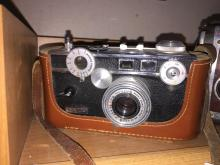 Retro 35 MM Camera