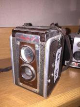 Vintage Duaflex IV Camera