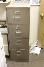 2 Piece Hon Filing Cabinets