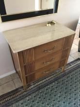 Small Entry Dresser With 3 Drawers